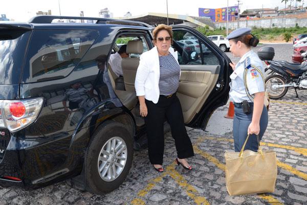 Rosalba Ciarlini evita declarações públicas sobre a decisão do DEM sobre a reeleição