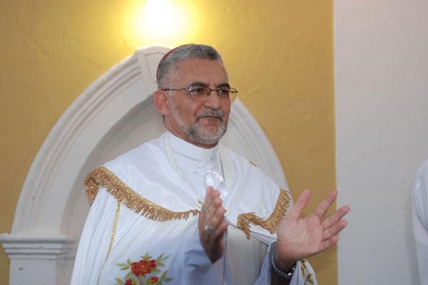D. Delson Pedreira divulgou nota de boas-vindas em nome dos bispos do Regional Nordeste-2