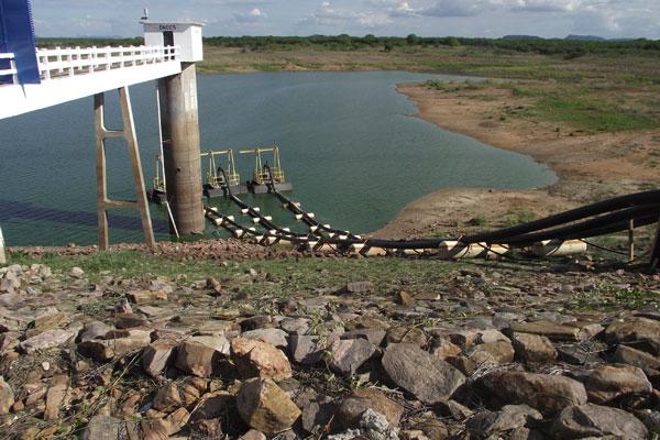 Pau dos Ferros: com manancial de água reduzido a pouco mais de 5%, a cidade já passa por racionamento, segundo moradores
