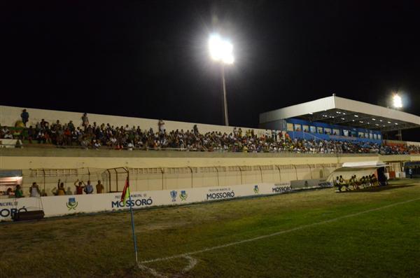 Nogueirão está liberado para receber a partida entre Potiguar e Santa Rita-AL pela Copa do Brasil