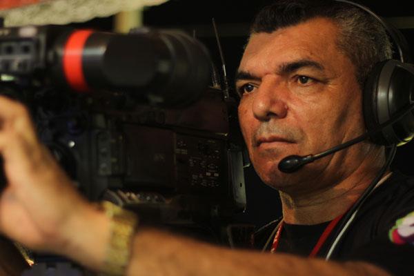 O cinegrafista Lacerda, há 11 anos do canal TCM, em Mossoró, foi morto a tiros