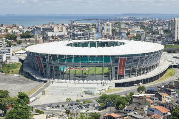 Bahia é o primeiro estado brasileiro a liberar a venda e consumo de bebida alcoólica nos estadios
