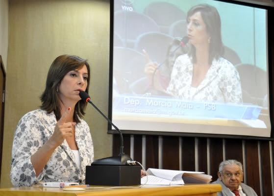 Deputados criticam mensagem anual feita por Rosalba Ciarlini(DEM)