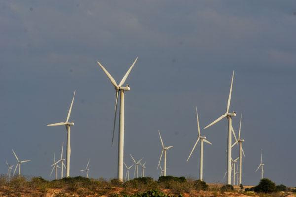 """Parque eólico no Rio Grande do Norte: O estado é o maior polo de investimentos do país em geração da """"energia dos ventos"""""""