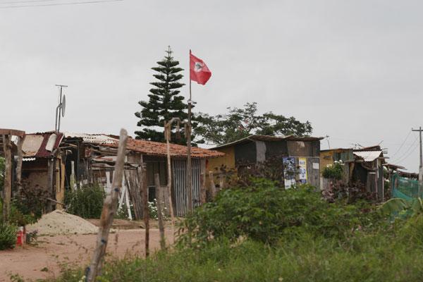 Assentamento do MST, entre São Gonçalo e Ceará-Mirim