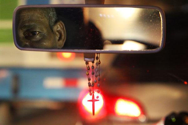 Situações estressantes geradas pelos atuais congestionamentos nas ruas de Natal, além de irritar os motoristas podem causar doenças crônicas e problemas psicológicos