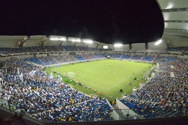 Arena das Dunas receberá última visita técnica da Fifa e COL amanhã
