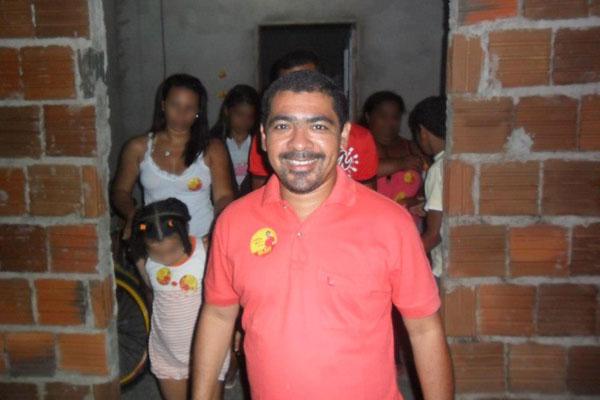 Vereador Rocha de Sousa foi morto ontem em sua casa de praia, na Redinha Nova