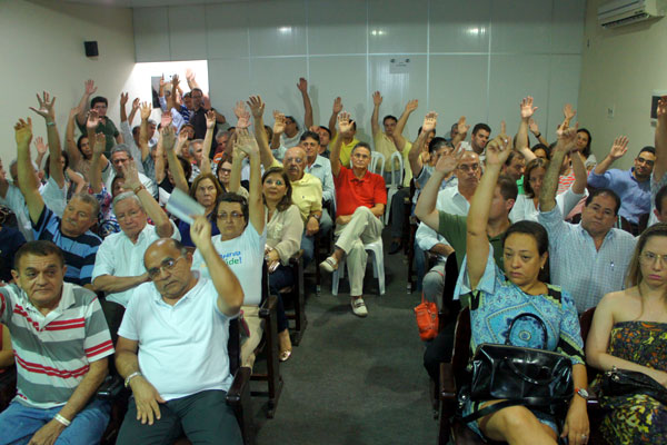 Uma nova assembleia da categoria foi marcada para o dia 10 de março, quando a greve pode ser deflagrada