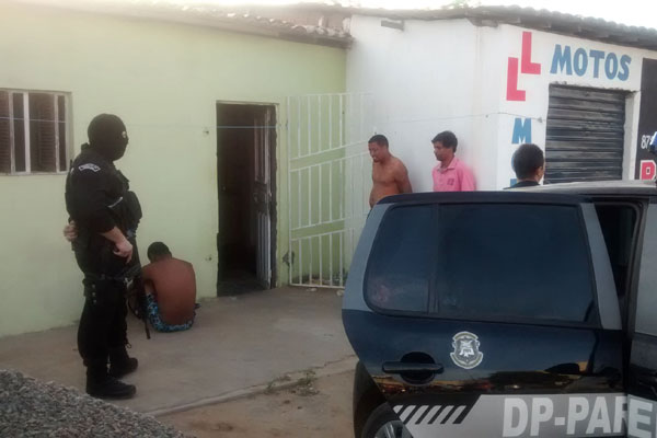 Prisões aconteceram em quatro municípios do interior do RN