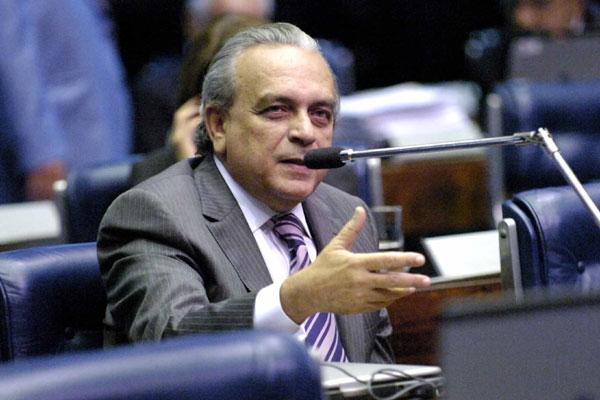 Um dos líderes da oposição, Sérgio Guerra foi presidente do PSDB entre 2007 e 2013