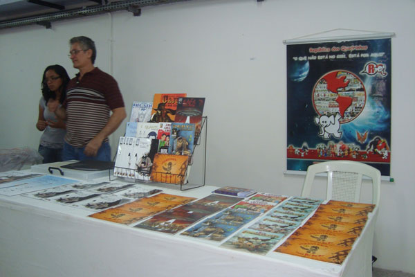 A segunda edição da Feira e Mostra de Quadrinhos do Mercado Petrópolis, amanhã, terá uma homenagem às mulheres destacando o trabalho feito por Elas