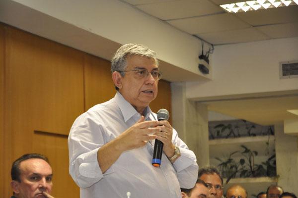 Garibaldi Filho afirma que está no momento de definições sobre candidaturas