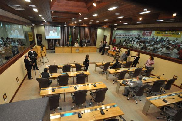 Deputados estaduais vão apreciar na próxima terça-feira os projetos para a Educação