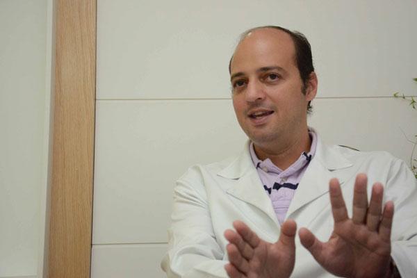 André Luciano de Araújo Prudente fala das causas do aumento nas mortes entre pacientes de aids no RN
