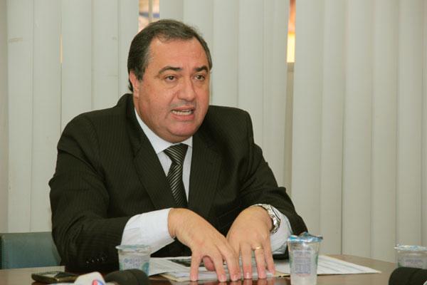 Aldair fez críticas ao Governo e lamentou a falta de investimento