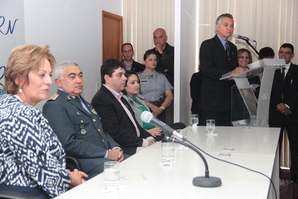 Rosalba: Vamos avançar nas ações da Segurança Pública