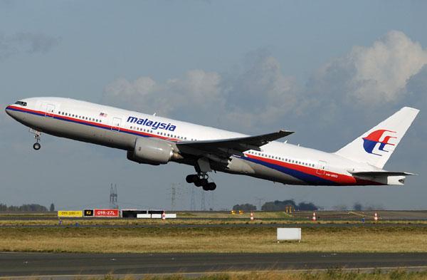 Avião da Malaysia Airlines desapareceu há uma semana
