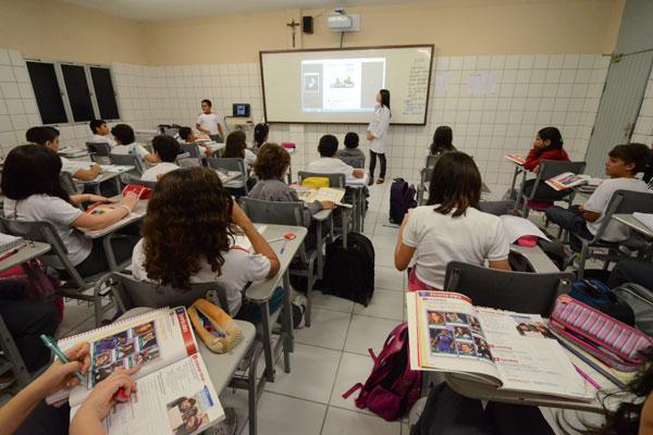 Rede Salesiano já usa plataforma digital em sala de aula