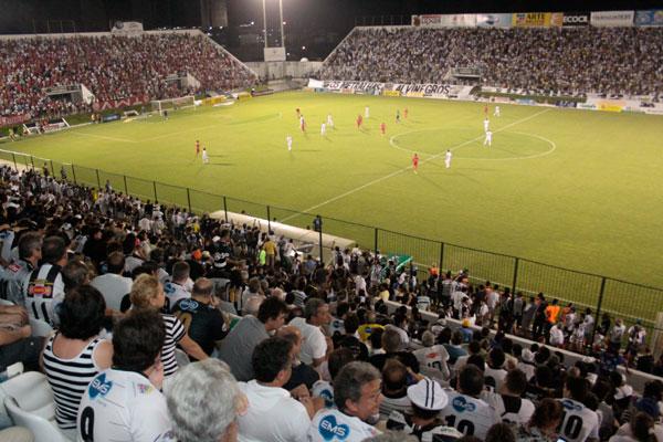 ABC vai repassar o controle do Frasqueirão à Fifa no dia 22 de maio