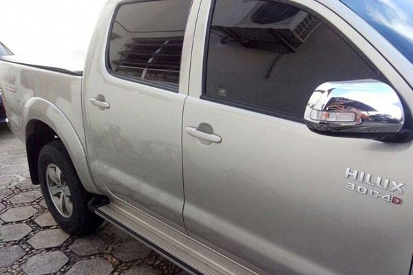Veículo estava com documentos, chassi e placas adulterados