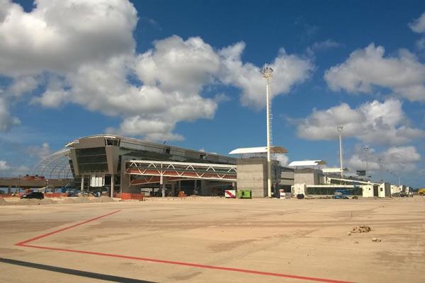 Inframérica garante conclusão do aeroporto até 15 de abril