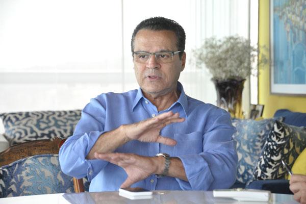 Henrique Eduardo Alves deverá apresentar a pré-candidatura do PMDB ao Governo