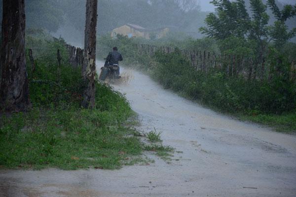 Nas últimas duas semanas, praticamente todas as regiões do RN registraram chuvas. Em algumas cidades, choveu acima de 100 mm