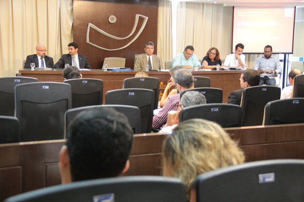 Audiência pública na Assembleia Legislativa debate violência