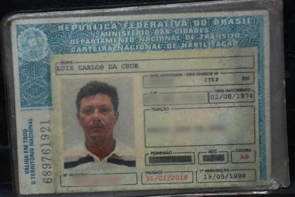 Luiz Carlos da Cruz foi morto em São Gonçalo do Amarante