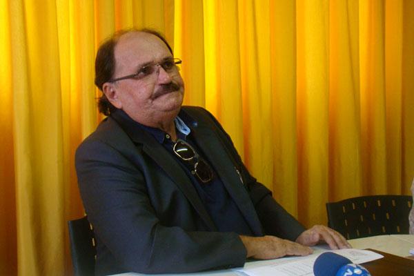 José Vanildo, presidente da FNF afirma que a gestão de José Maria Marin pode ser considerada boa