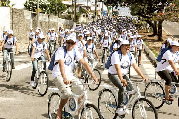 Convênio do MinC com o Governo do Estado encerra em maio, e destino do acervo (400 bicicletas e livros) ainda é incerto