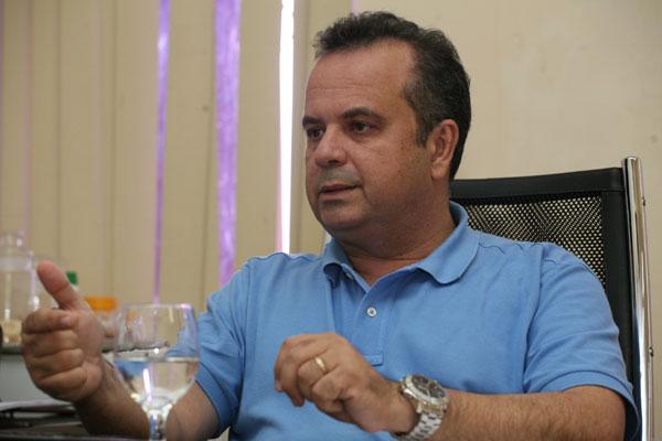 Rogério Marinho diz que ABC vai montar um time competitivo