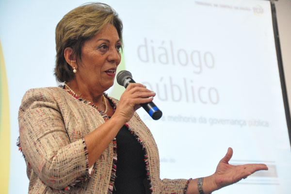 Rosalba Ciarlini é alvo do MARCCO