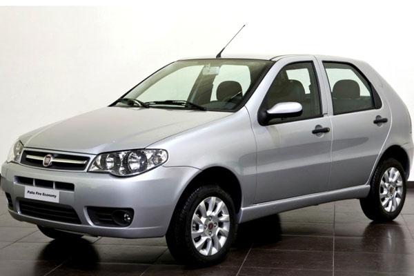 O Fiat PALIO, com 13.203 unidades, foi o líder absoluto de comercialização em março em todo o Brasil