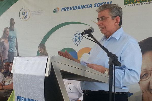 Garibaldi entrega neste sábado agência da Previdência Social em São Miguel, no Alto Oeste
