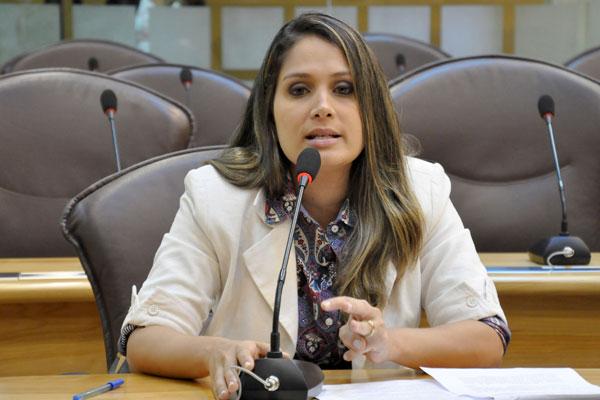 Gesane Marinho vê perspectiva de avanço, mas prefere coligação integral entre os dois partidos