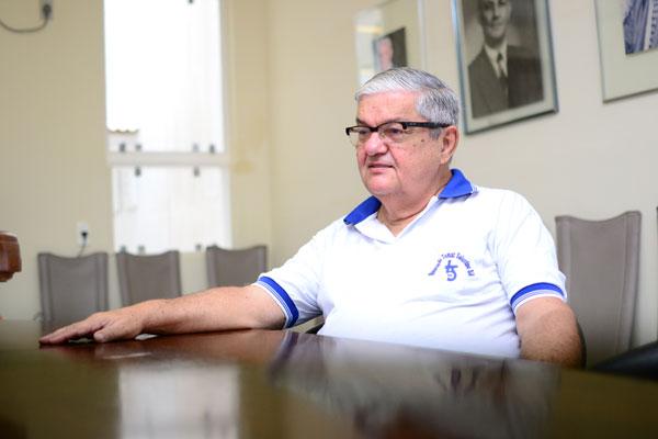 Executivo e neto do fundador da Mineração Tomaz Salustino fala sobre o salto da empresa em 2013, mas afirma que para o setor, de forma geral, momento não é bom