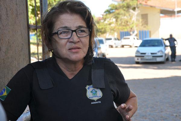 Dinorá Simas confirmou que 32 presos fugiram da unidade prisional