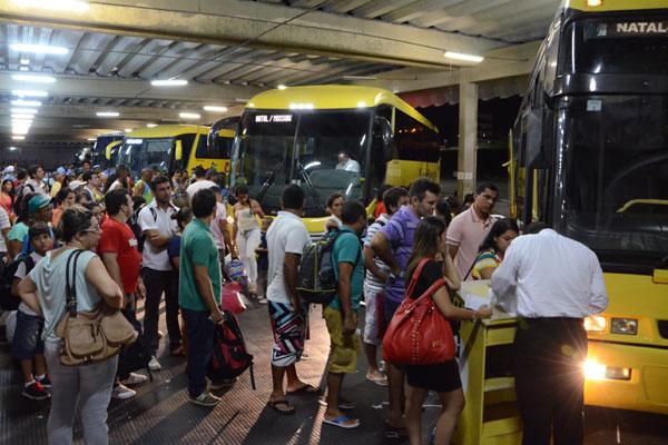 Maior demanda se concentra para cidades do interior do RN