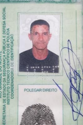 Jean Carlos Dias de Araujo,foi Morto com oito facadas