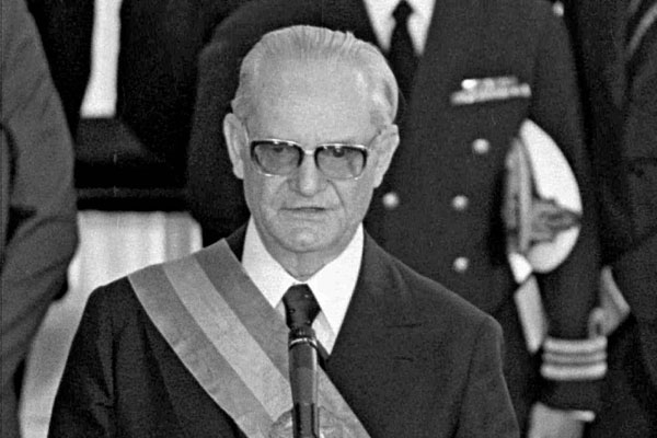 O presidente Geisel fez pressão para intensificar a busca de óleo