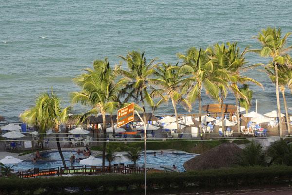 Taxa de ocupação dos hotéis nos principais corredores turísticos do Rio Grande do Norte deve ficar acima dos 80% no feriadão