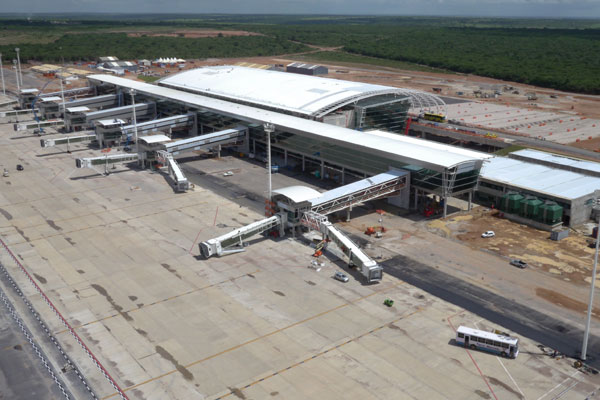 Aeroporto Governador Aluízio Alves: Mudança para o empreendimento é considerada 'complexa'