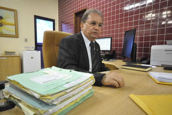 Juiz Luiz Alberto define um prazo de 24 horas para a vice-prefeita