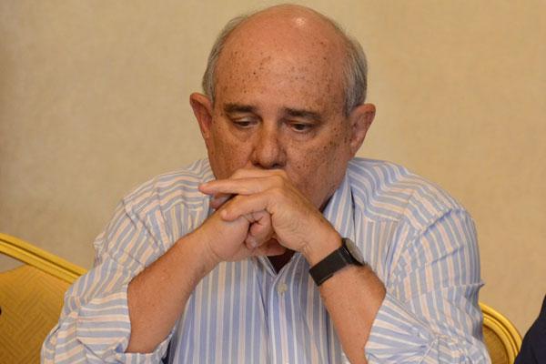 O presidente do ABC, José Wilson agradeceu apoios recebidos