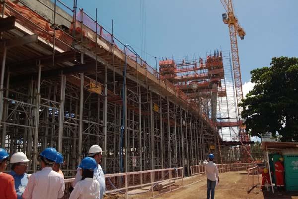 Semopi garantiu a entrega das obras no dia 31 de maio