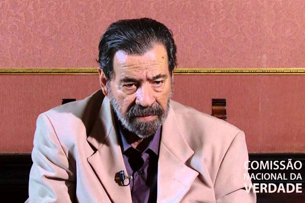Malhães confessou crimes ao depor na Comissão da Verdade