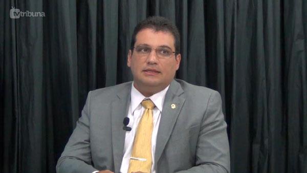 Airton Romero Ferraz, advogado da Adidas em Natal para a Copa do Mundo