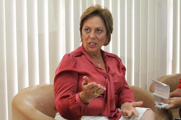 Rosalba lembra situação de emergência e questiona atitude do Ministério Público em ano eleitoral